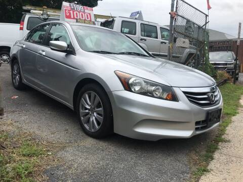 2011 Honda Accord for sale at Deleon Mich Auto Sales in Yonkers NY