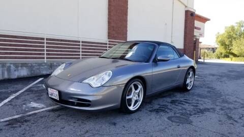 2002 Porsche 911 for sale at Cars Direct in Ontario CA