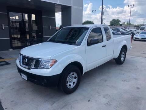 2017 Nissan Frontier for sale at Eurospeed International in San Antonio TX