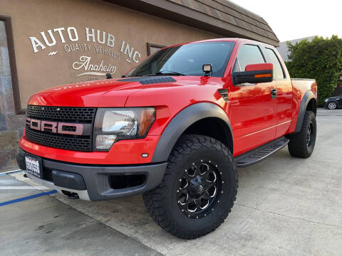 2010 Ford F-150 for sale at Auto Hub, Inc. in Anaheim CA