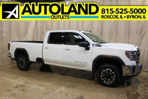 2020 GMC Sierra 3500HD for sale at AutoLand Outlets Inc in Roscoe IL
