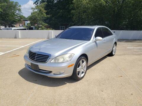 2007 Mercedes-Benz S-Class for sale at Crown Auto Group in Falls Church VA