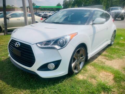 2015 Hyundai Veloster for sale at BRYANT AUTO SALES in Bryant AR