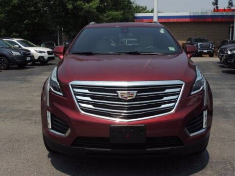 2017 Cadillac XT5 for sale at Auto Finance of Raleigh in Raleigh NC