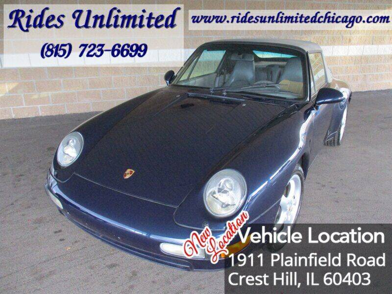 1997 Porsche 911 for sale in Crest Hill, IL