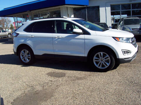 2017 Ford Edge for sale at TOWER AUTO MART in Minneapolis MN