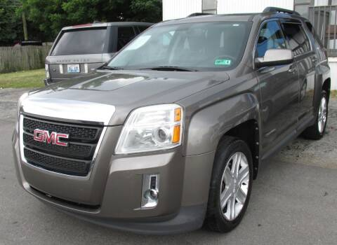 2011 GMC Terrain for sale at Express Auto Sales in Lexington KY