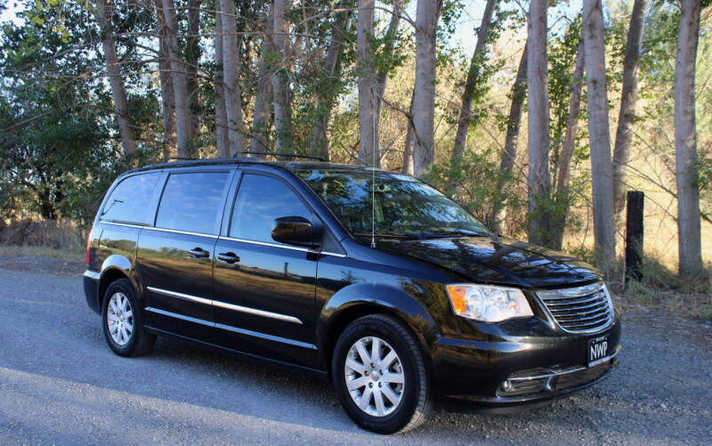 2014 Chrysler Town and Country for sale at Northwest Premier Auto Sales in West Richland WA