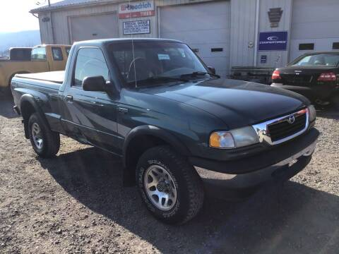 1998 Mazda B-Series Pickup for sale at Troys Auto Sales in Dornsife PA