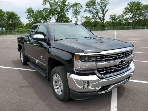 2017 Chevrolet Silverado 1500 for sale at CON ALVARO ¡TODOS CALIFICAN!™ in Columbia TN