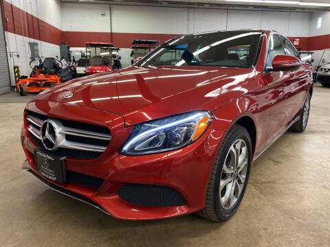 2018 Mercedes-Benz C-Class for sale at Columbus Car Warehouse in Columbus OH