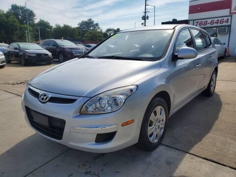 2012 Hyundai Elantra Touring for sale at Quallys Auto Sales in Olathe KS