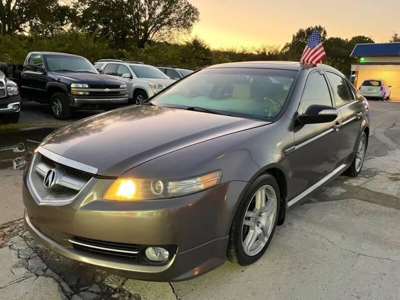 2007 Acura TL for sale at 1A Auto Mart Inc in Smyrna TN