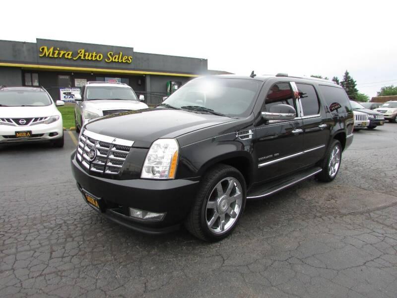 2010 Cadillac Escalade ESV for sale in Cincinnati, OH