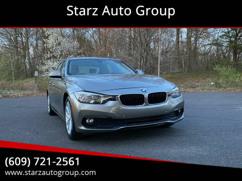 2016 BMW 3 Series for sale at Starz Auto Group in Delran NJ