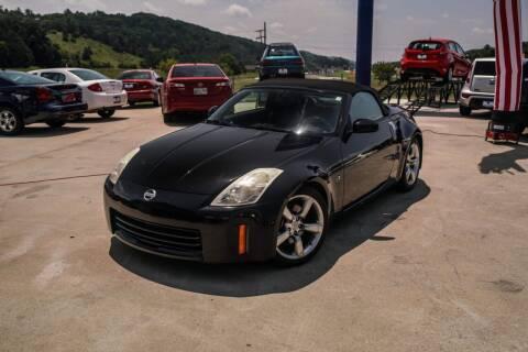 2006 Nissan 350Z for sale at CarUnder10k in Dayton TN
