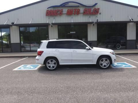 2014 Mercedes-Benz GLK for sale at DOUG'S AUTO SALES INC in Pleasant View TN