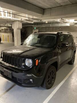 2017 Jeep Renegade for sale at Northtown Auto Sales in Spring Lake MN