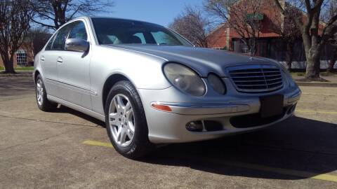 2006 Mercedes-Benz E-Class for sale at T.S. IMPORTS INC in Houston TX