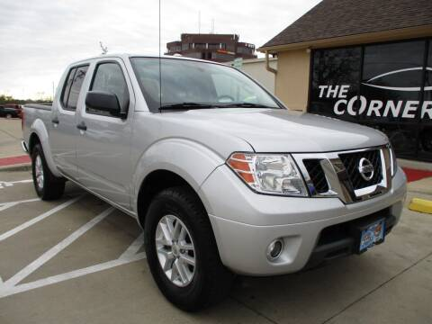2016 Nissan Frontier for sale at Cornerlot.net in Bryan TX