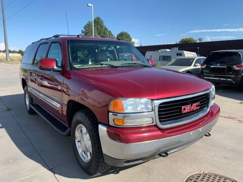 2004 GMC Yukon XL for sale at Accurate Import in Englewood CO