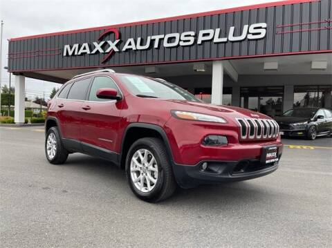 2015 Jeep Cherokee for sale at Maxx Autos Plus in Puyallup WA