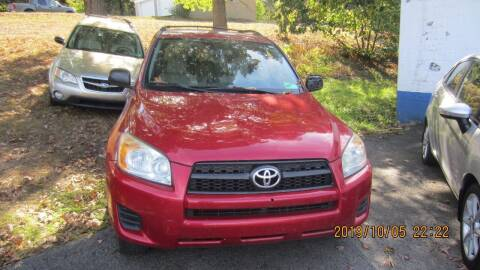 2010 Toyota RAV4 for sale at Auto Outlet of Morgantown in Morgantown WV