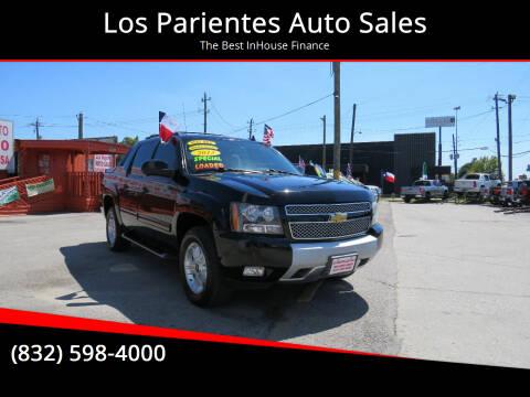 2012 Chevrolet Avalanche for sale at Los Parientes Auto Sales in Houston TX