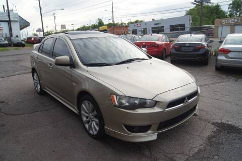 2008 Mitsubishi Lancer for sale at Green Ride Inc in Nashville TN