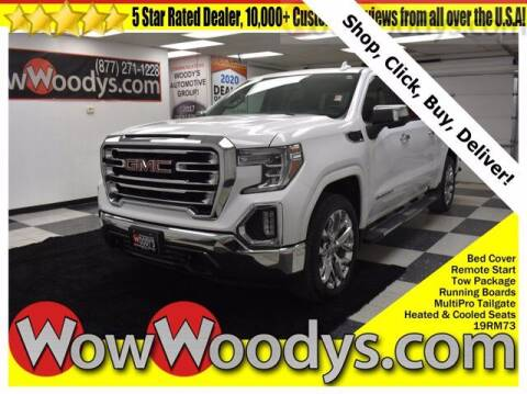 2019 GMC Sierra 1500 for sale at WOODY'S AUTOMOTIVE GROUP in Chillicothe MO