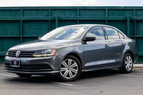2017 Volkswagen Jetta for sale at Southern Auto Finance in Bellflower CA