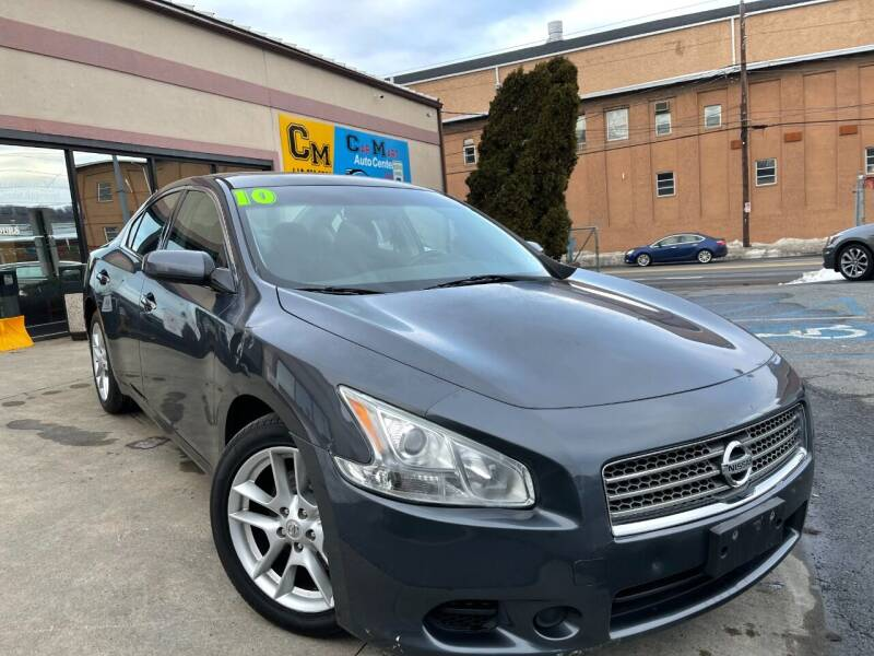 2010 Nissan Maxima for sale at Car Mart Auto Center II, LLC in Allentown PA