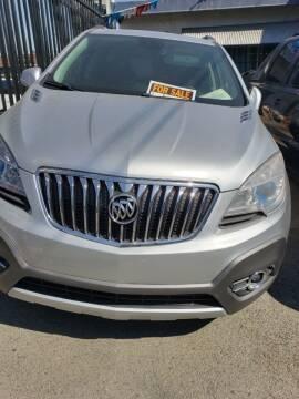 2015 Buick Encore for sale at Gus Auto Sales & Service in Gardena CA