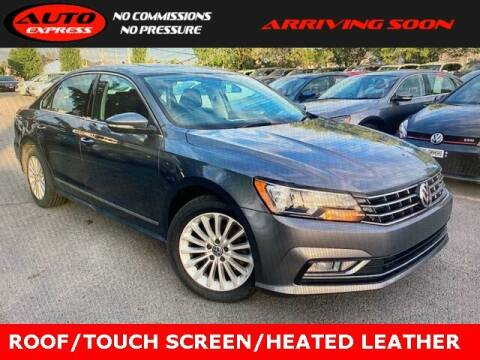 2016 Volkswagen Passat for sale at Auto Express in Lafayette IN