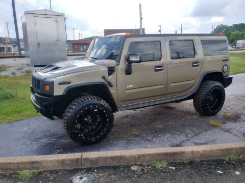 2006 HUMMER H2 for sale at Big Boys Auto Sales in Russellville KY