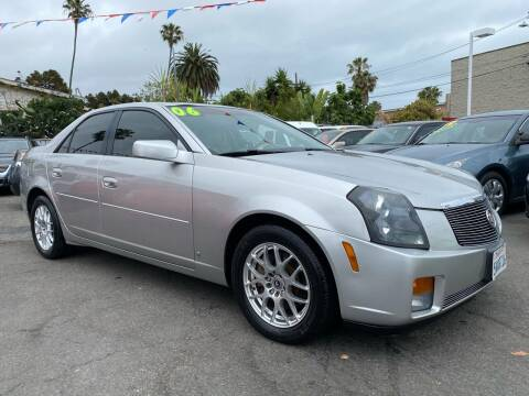 2006 Cadillac CTS for sale at North County Auto in Oceanside CA
