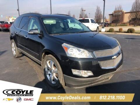 2011 Chevrolet Traverse for sale at COYLE GM - COYLE NISSAN - New Inventory in Clarksville IN
