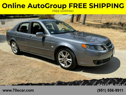 2008 Saab 9-5 for sale at Online AutoGroup FREE SHIPPING in Riverside CA
