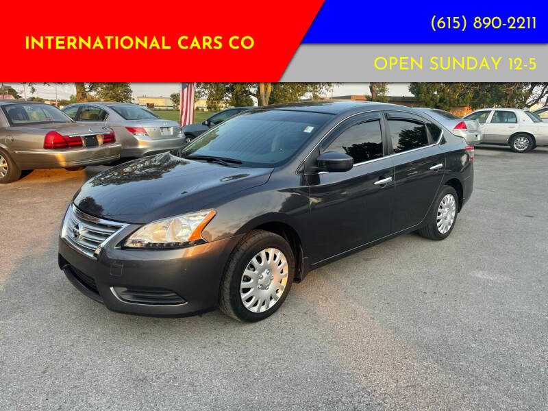 2014 Nissan Sentra for sale at International Cars Co in Murfreesboro TN