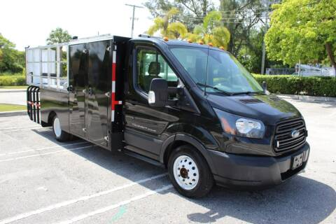 2015 Ford Transit Chassis Cab for sale at Truck and Van Outlet in Miami FL