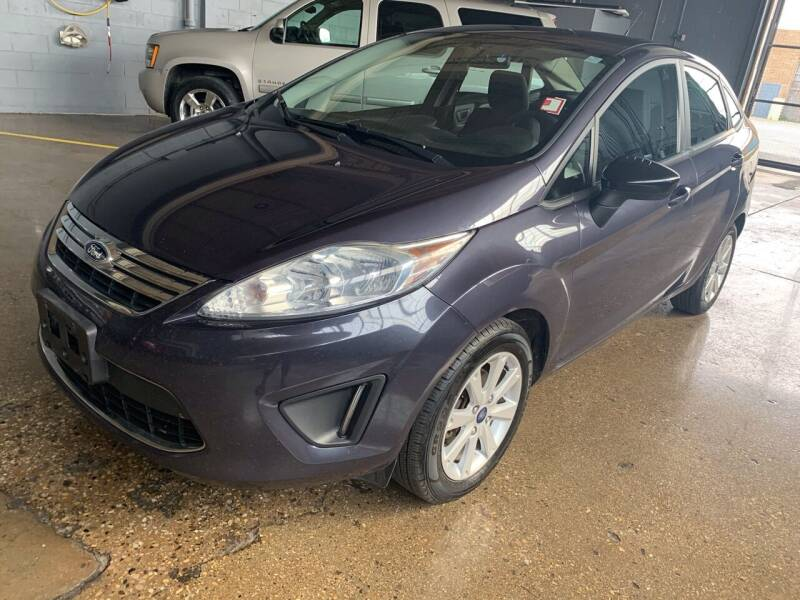 2012 Ford Fiesta for sale at Square Business Automotive in Milwaukee WI