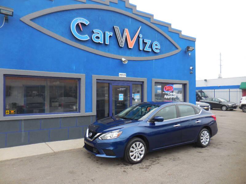 2019 Nissan Sentra for sale at Carwize in Detroit MI