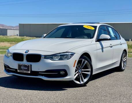 2016 BMW 3 Series for sale at Premier Auto Group in Union Gap WA
