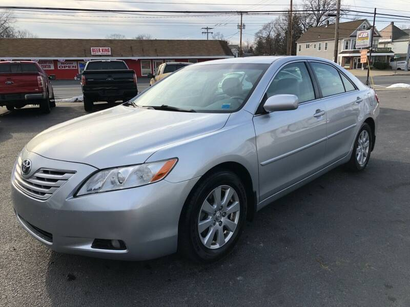 2007 Toyota Camry for sale at JB Auto Sales in Schenectady NY