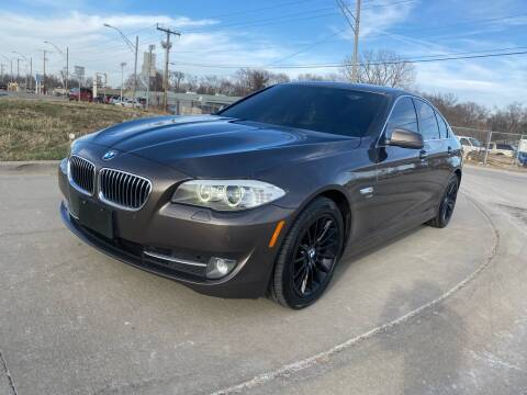 2011 BMW 5 Series for sale at Xtreme Auto Mart LLC in Kansas City MO