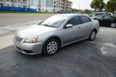 2012 Mitsubishi Galant for sale at J Linn Motors in Clearwater FL