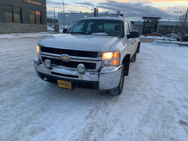 2010 Chevrolet Silverado 2500HD for sale at ALASKA PROFESSIONAL AUTO in Anchorage AK