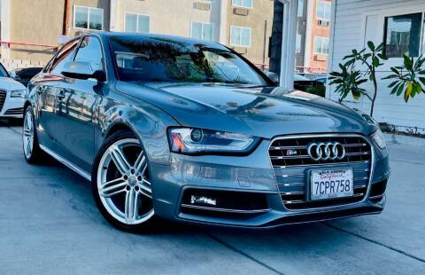 2014 Audi S4 for sale at Pro Motorcars in Anaheim CA