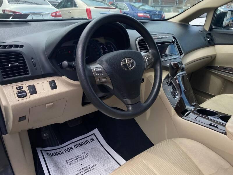 2011 Toyota Venza AWD V6 4dr Crossover - Philladelphia PA