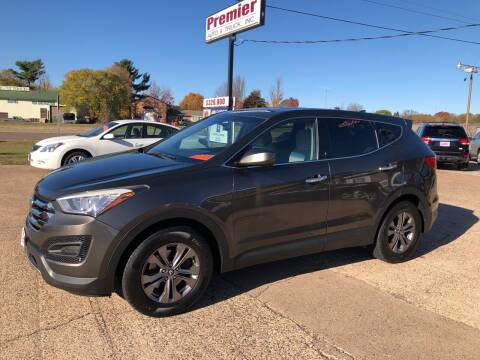 2013 Hyundai Santa Fe Sport for sale at Premier Auto & Truck in Chippewa Falls WI